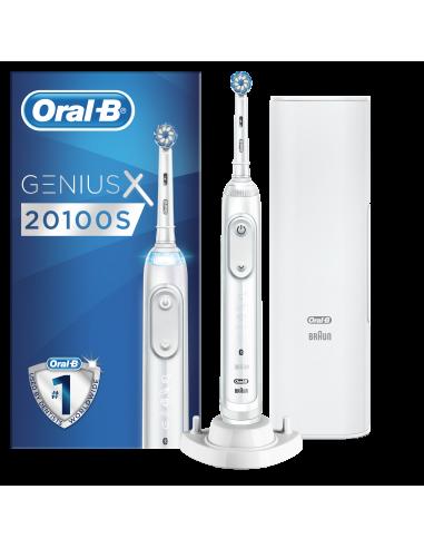 D706.514.6X Oral-B GENIUS X 20100S WHITE