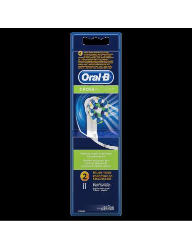 EB50-2tk. Braun Oral-B Cross Action